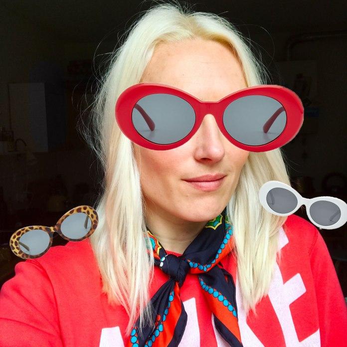 Grunge Glasses