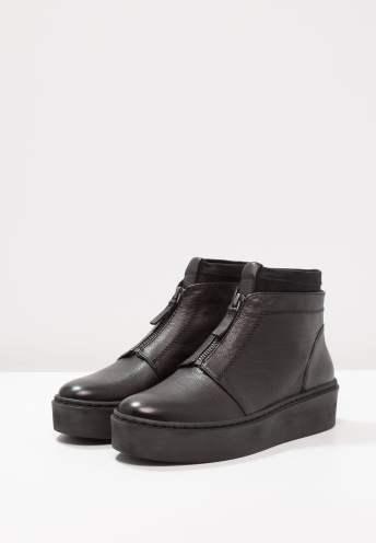 schwarze Boots_Tamaris_Reißverschluss_ankle boots_2